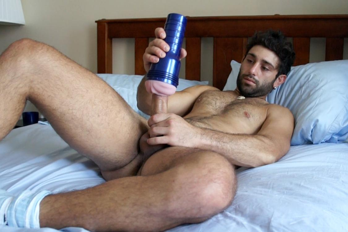 Bentley-Race-Adam-El-Shawar-Middle-Eastern-Hunk-Strokes-His-Big-Uncut-Cock-Arab-Amateur-Gay-Porn-24 Straight 24 Year Old Middle Eastern Jock Jerks His Big Uncut Cock