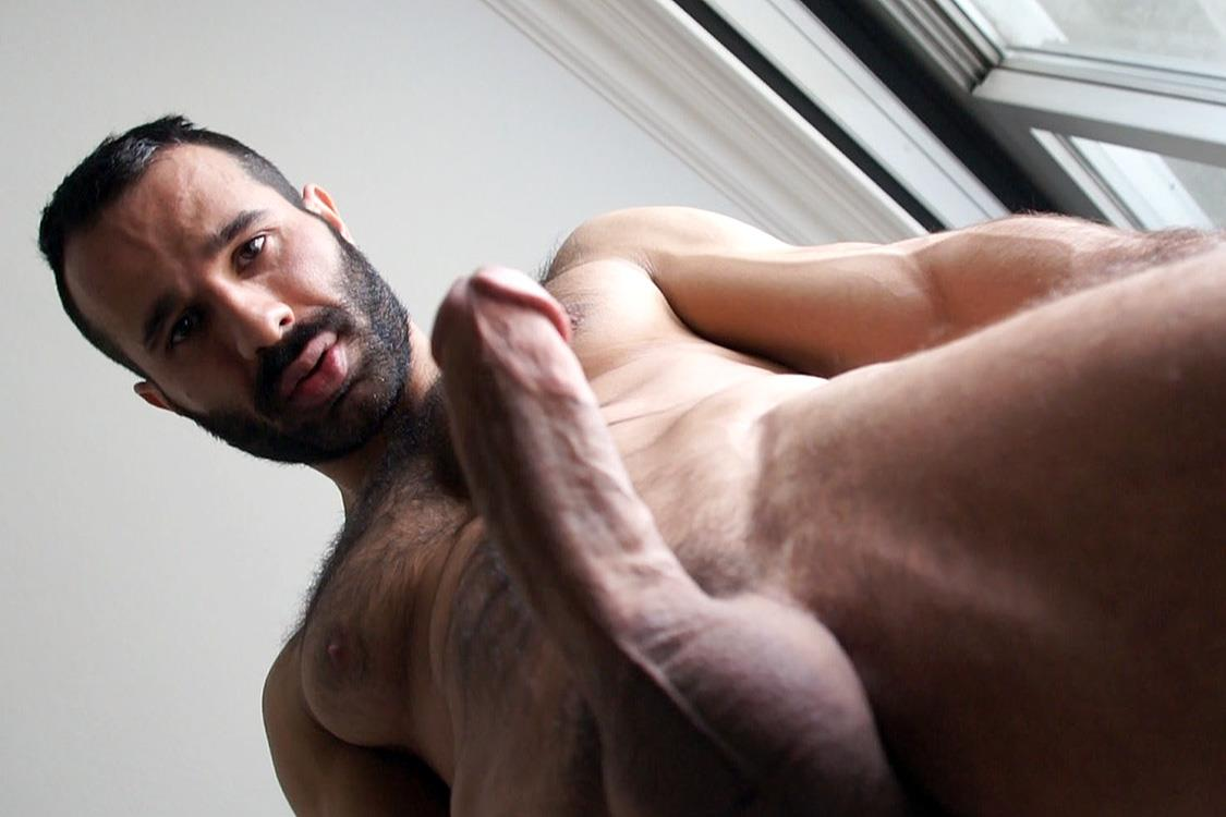 Bentley-Race-Aybars-Arab-Turkish-Guys-With-A-Thick-Cock-Masturbating-Amateur-Gay-Porn-37 Hung Turkish Guy Getting Blown and Jerking Off His Thick Hairy Cock